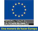logo fondo europeo desarrollo regional al que está adherido Ingenia Digital