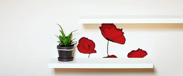 imprime tus pegatinas para paredes
