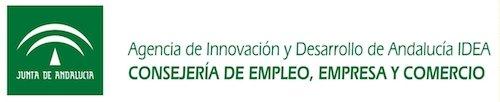 Logo consejería de empresa Junta Andalucia colaborador de Ingenia Digital