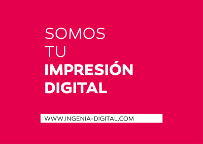 tu imprenta digital en Granada y Madrid