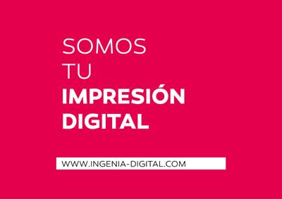 tu imprenta digital en Granada y Madrid
