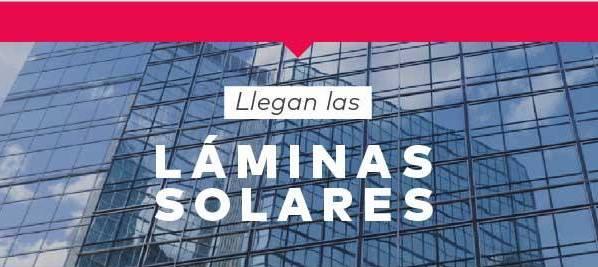 laminas solares para ventanas en Granada